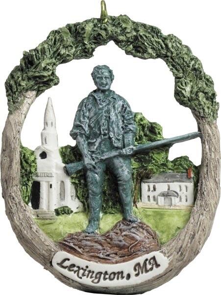 Lexington, MA AmeriScape Minuteman Statue