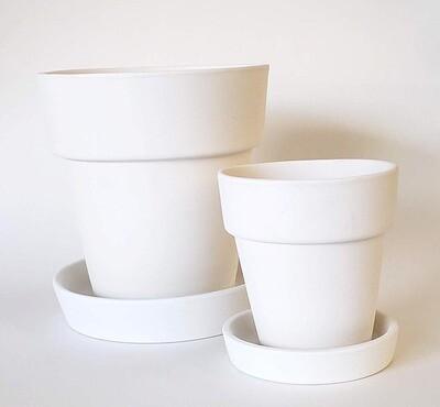 Flower Pots - 2 Sizes