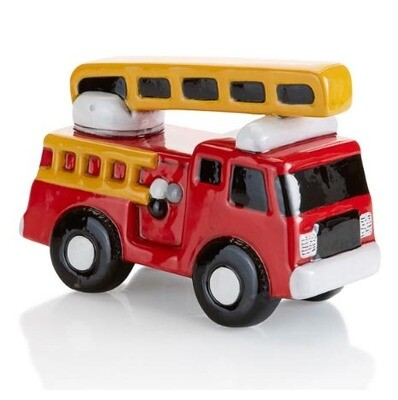 Fire Truck Piggy Bank