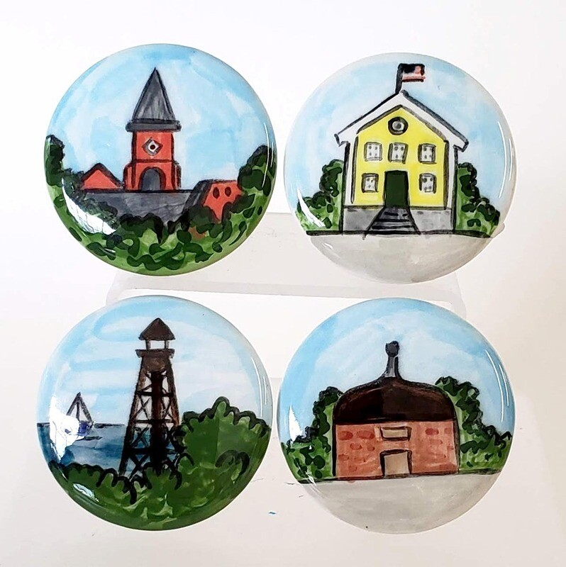 Marblehead Ceramics  Drawer Pulls