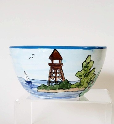 Marblehead Ceramics  Cereal Bowl