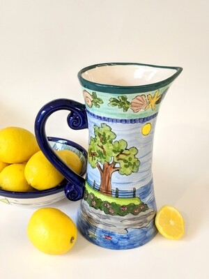 Marblehead Ceramics - Large Pitcher