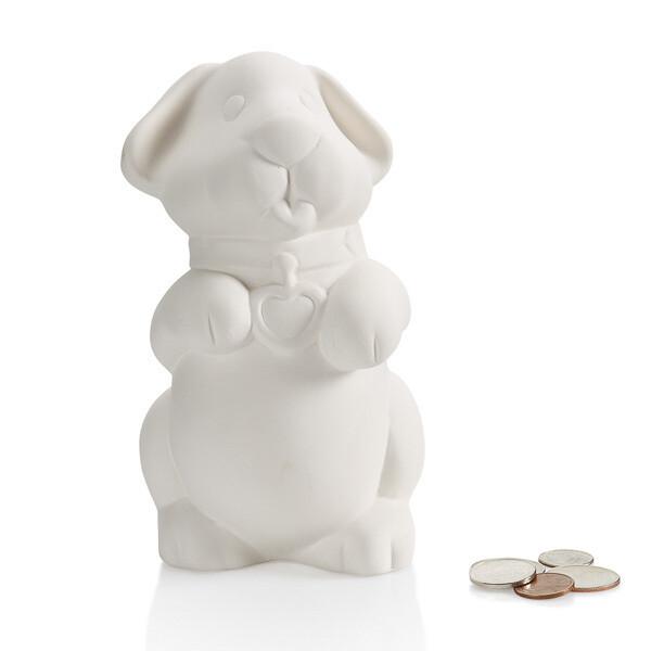 Puppy Dog Bank