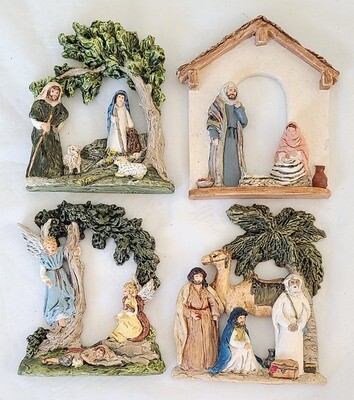 Mini Nativity Set of 4