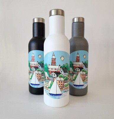 Marblehead WaterScape - 25 oz Insulated Beverage Growler