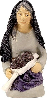 Nativity Figure - Zivah, Olive Seller
