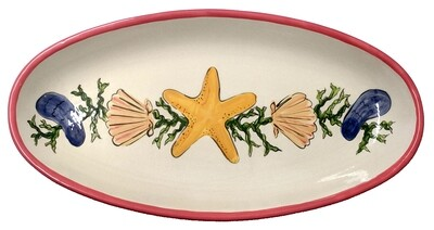 Oval Platter 11.5