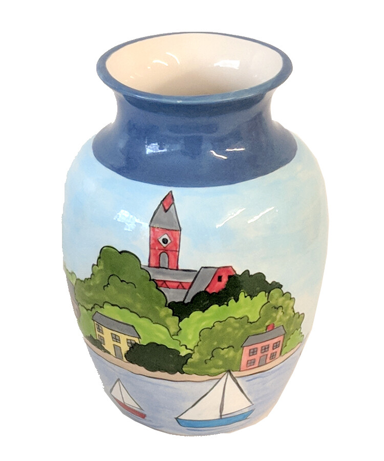 Marblehead Ceramics - Juliana Vase