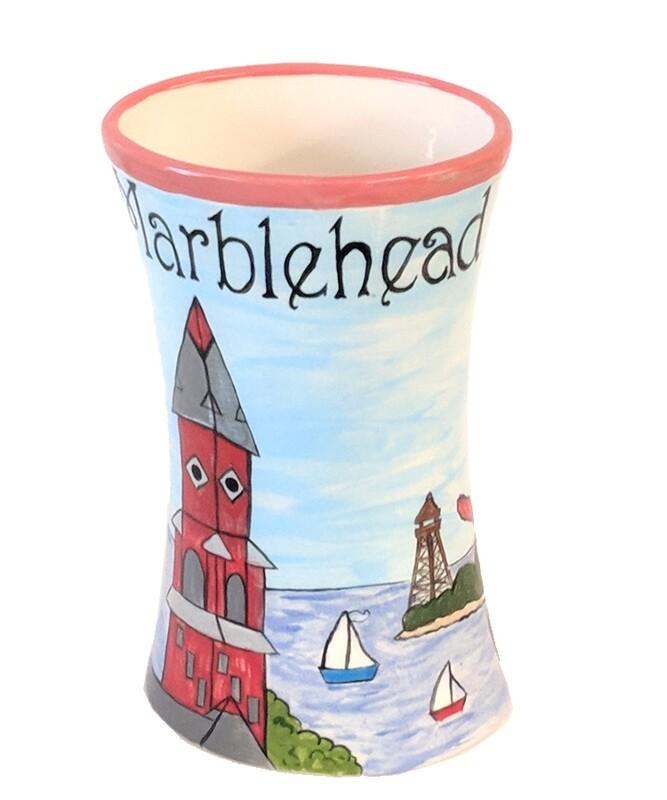 Marblehead Ceramics - Sophia Vase