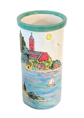 Marblehead Ceramics - Wine Cooler