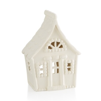 Gingerbread house Votive Candle Holder