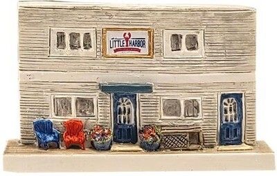 Marblehead VillageScape - Little Harbor Lobster Co