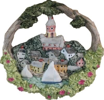 1992 Marblehead Annual Ornament - Retired