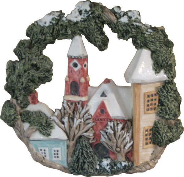 1991 Marblehead Annual Ornament - Retired