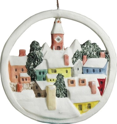 1990 Marblehead Annual Ornament - Retired