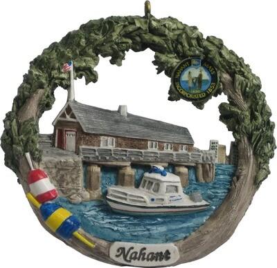 Nahant AmeriScape - Tudor Wharf