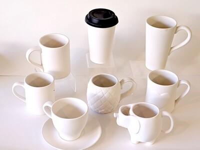 Coffee & Tea Mug Selection