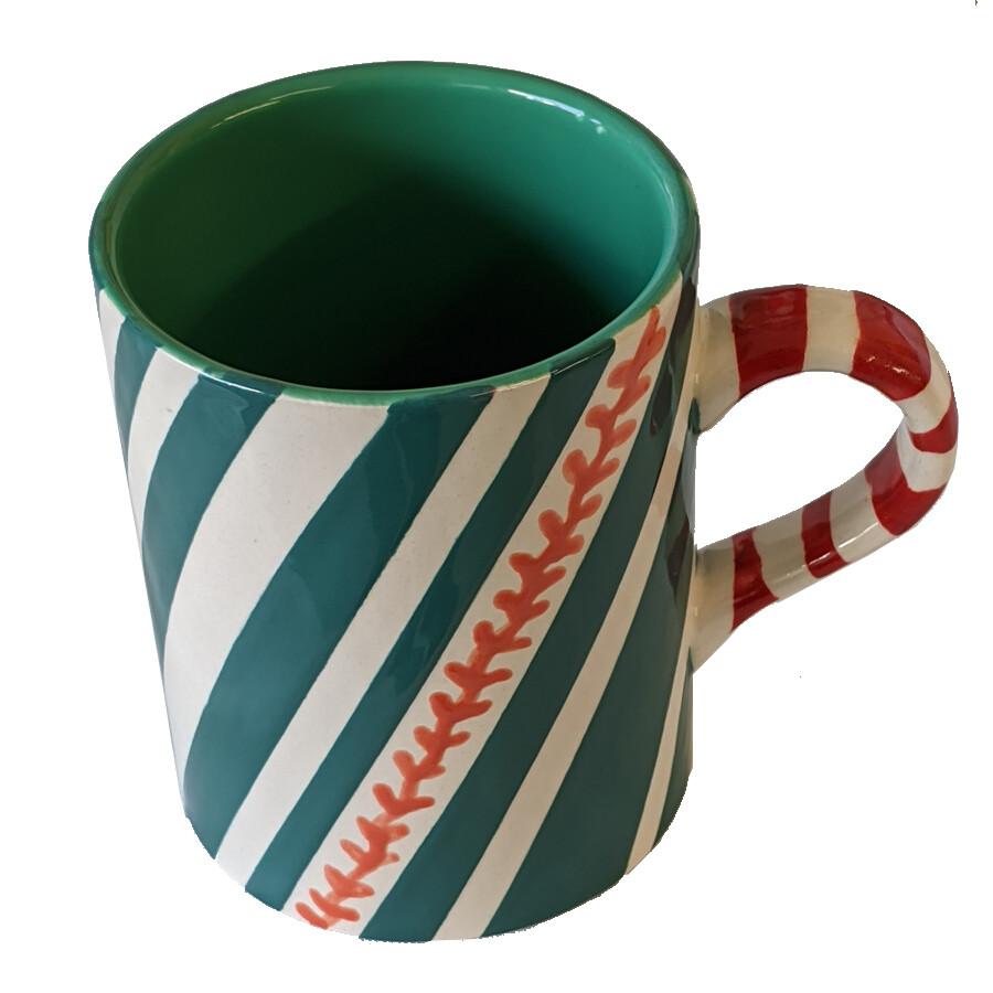 Stripe Mug Class