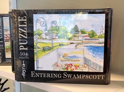 Swampscott WaterScape Jigsaw Puzzles