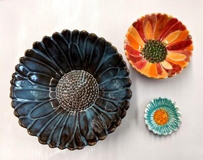 Sunflower Bowl set Class for 3+