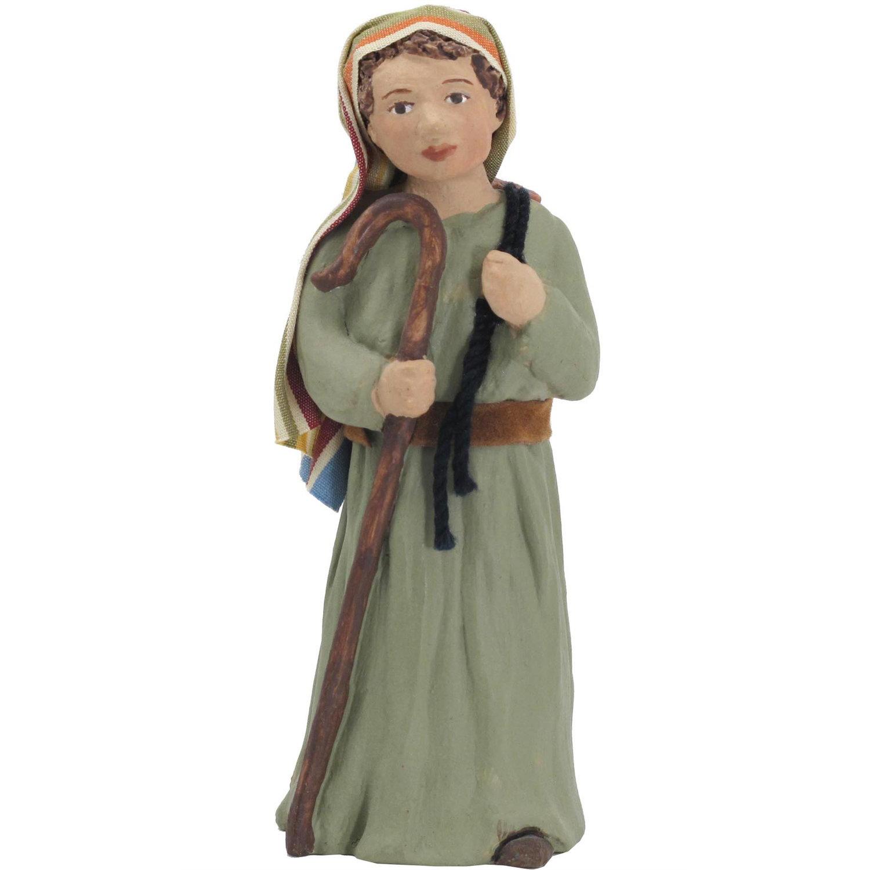 Nativity Figure - Gideon, Shepherd Boy
