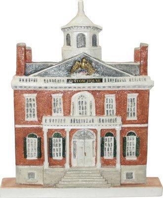 Salem VillageScape Custom House