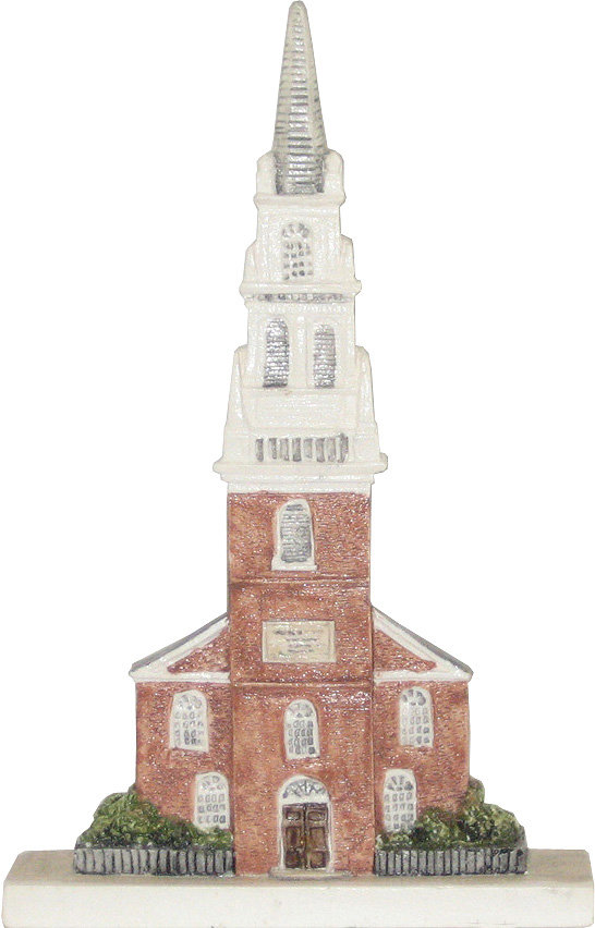 Boston VillageScapes Old North Church