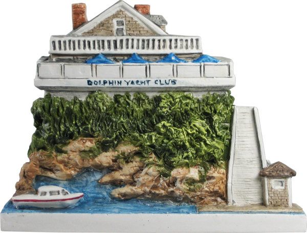 Marblehead VillageScape - Dolphin Yacht Club