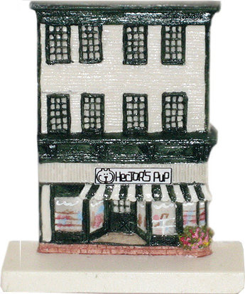 Marblehead VillageScape - Hector's Pup Toy Store