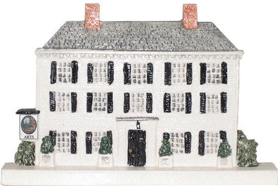 Marblehead VillageScape - King Hooper Mansion