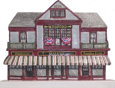 Marblehead VillageScape - Mugford Building