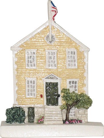 Marblehead VillageScape - Old Town House