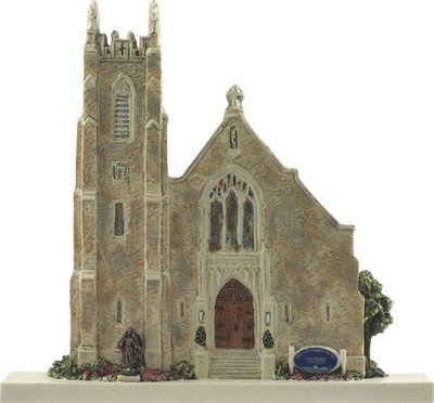 Marblehead VillageScape - Our Lady Star of the Sea Church