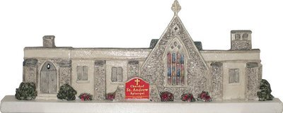 Marblehead VillageScape - St Andrew's Episcopal Church