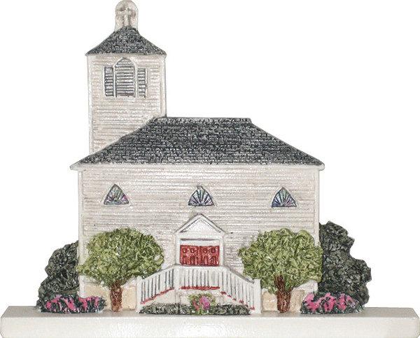Marblehead VillageScape - St Michael's Episcopal Church