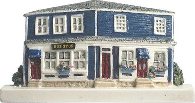 Marblehead VillageScape - The Bus Stop