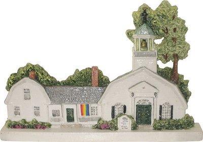Marblehead VillageScape - Unitarian Universalist Church