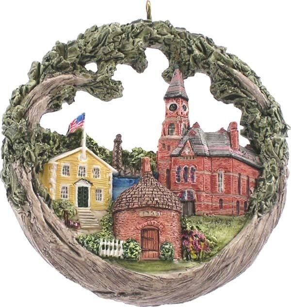 2006 Marblehead Annual Ornament - Landmarks