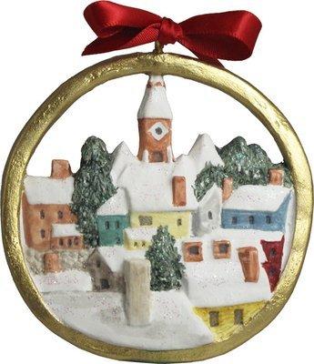 30th Anniversary Ornament - Hestia Celebrates 30 years of Creativity!