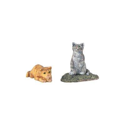 Nativity Animal - Two Kittens