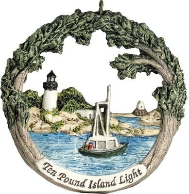 Cape Ann AmeriScape Ten Pound Island Light