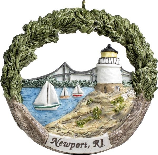 Rhode Island AmeriScape Newport Harbor Light