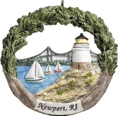 Rhode Island AmeriScape Newport Harbor Light