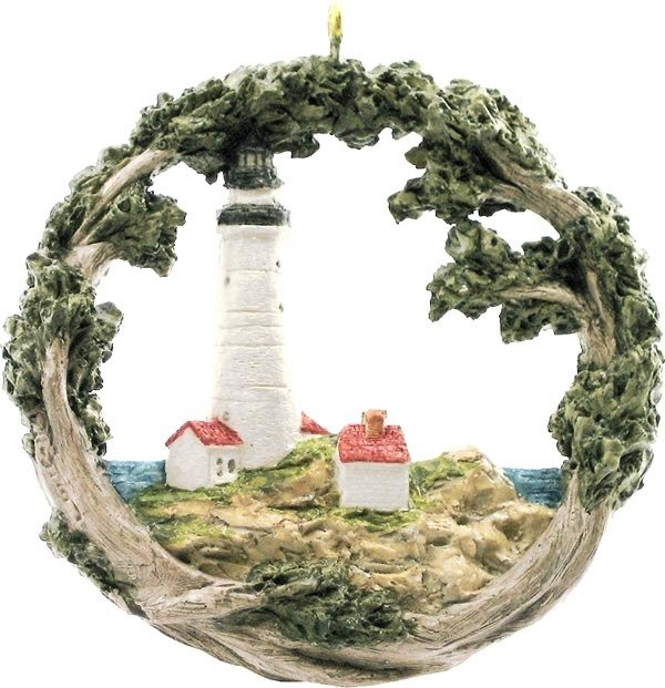 AmeriScape Ornament Boston Light