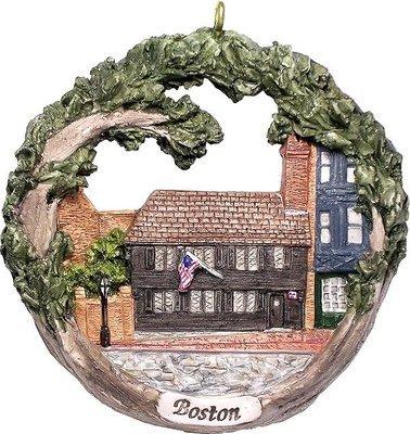 Boston AmeriScapes Paul Revere House