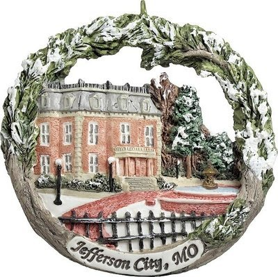 AmeriScape Ornament Governor's Mansion, Jefferson City, Missouri