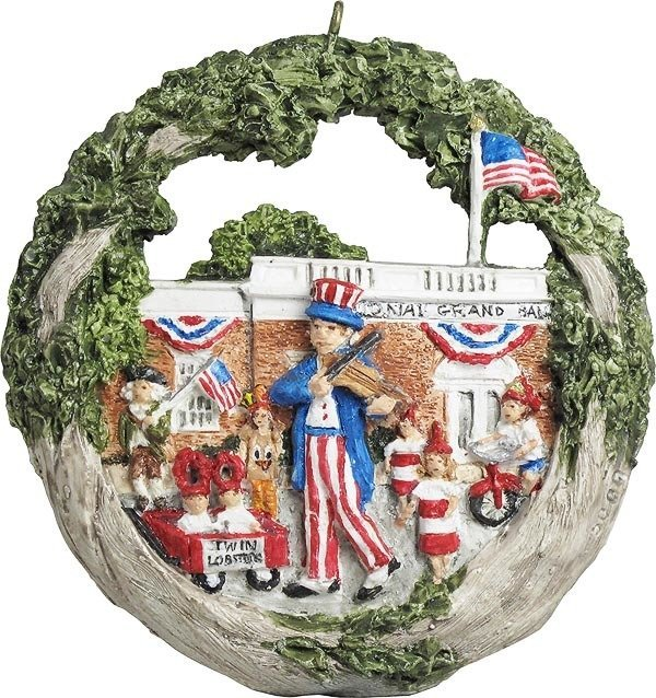 2018 Marblehead Annual Ornament - Horribles Parade