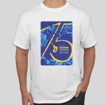 BHFF 2018 T-Shirt - Unisex