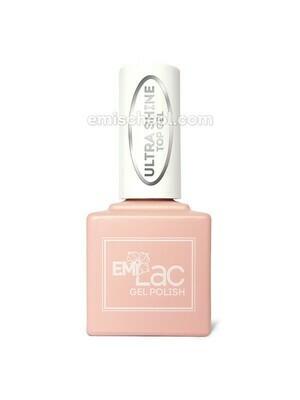 E.MiLac Ultra Shine Top Gel 15 ml.