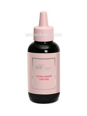 E.MiLac Ultra Shine Top Gel 100 ml.